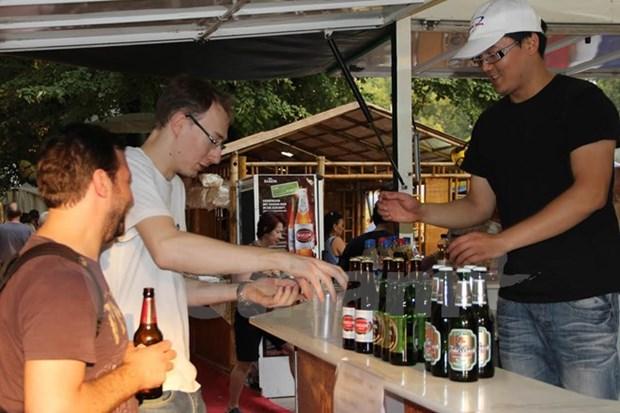 La biere vietnamienne : 15 ans au Festival international de la biere a Berlin hinh anh 1