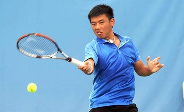 Tennis : Ly Hoang Nam, tete de serie n°12 a l'US Open (junior) hinh anh 1