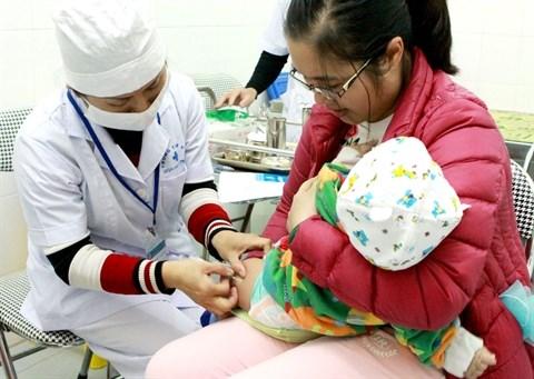 La vaccination contre la rougeole et la rubeole bientot pour les femmes de 15 a 25 ans hinh anh 1