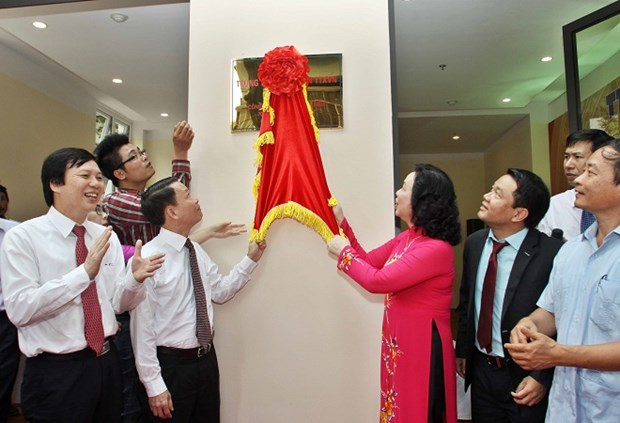 Inauguration du Centre d'information de la VNA a Hanoi hinh anh 1