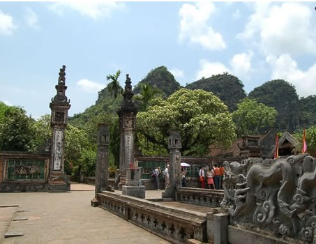 L'ancienne capitale Hoa Lu sera reconstituee hinh anh 1