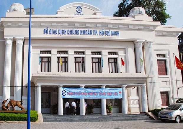 Conference des CEO des Services de transactions boursieres de l'Asean a HCM–Ville hinh anh 1