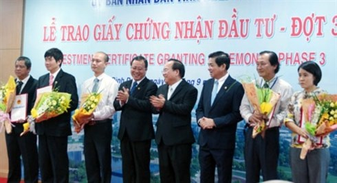IDE : Binh Duong attire 1,245 milliard de dollars depuis debut 2015 hinh anh 1