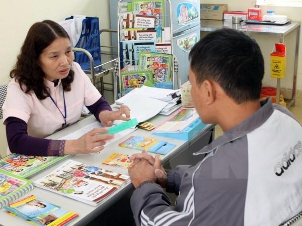 VIH/Sida : un modele de prevention, de soin et de traitement lance a Hanoi hinh anh 1