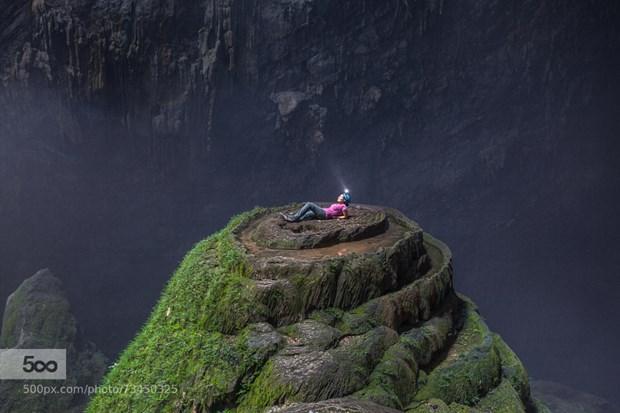 Semaine de la decouverte de la beaute des grottes de Quang Binh hinh anh 1