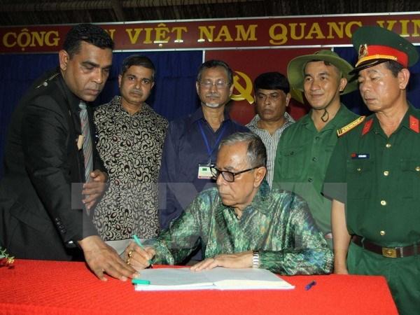 Ho Chi Minh-Ville renforce sa cooperation avec le Bangladesh hinh anh 1