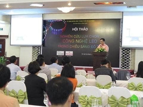 Ho Chi Minh-Ville vise une meilleure efficacite energetique hinh anh 1