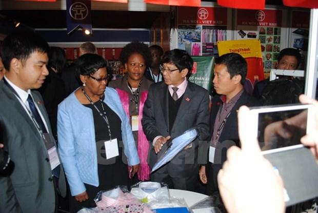 1er semestre: bond du commerce bilateral entre le Vietnam et l'Afrique du Sud hinh anh 1