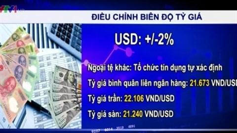 La politique de change du Vietnam vise a un surcroit de flexibilite hinh anh 1