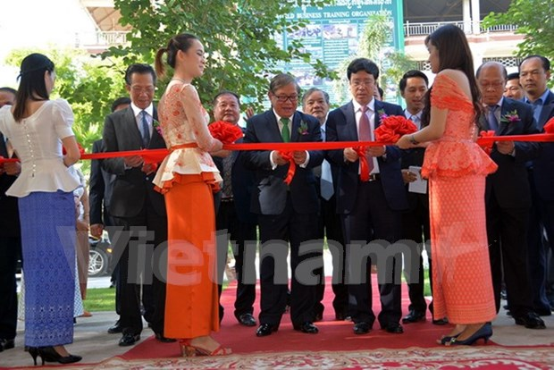 Cambodge : inauguration d'un emetteur FM finance par la VOV hinh anh 1