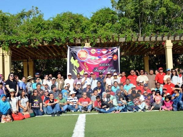La Journee de la famille de l'ASEAN organisee a New York hinh anh 1