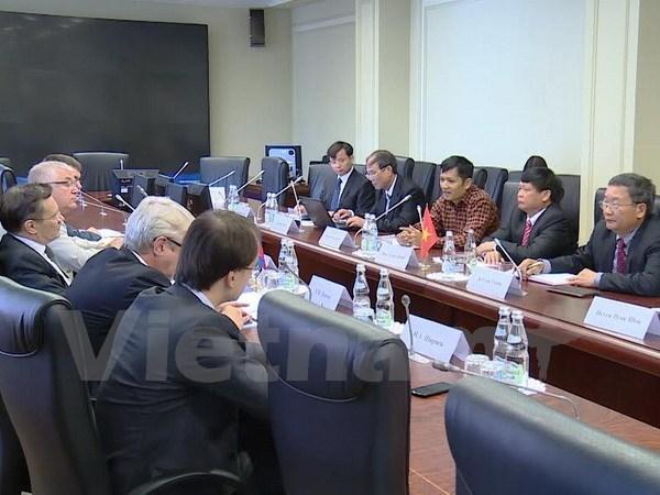 Renforcement de la cooperation multiforme entre le Vietnam et la Russie hinh anh 1