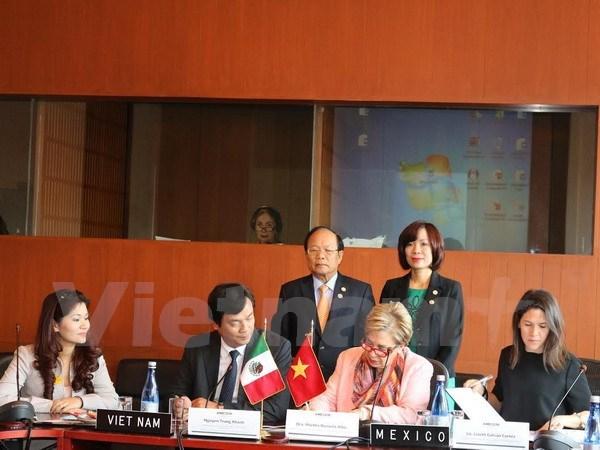Vietnam – Mexique: Intensifier la cooperation dans la culture et le tourisme hinh anh 1