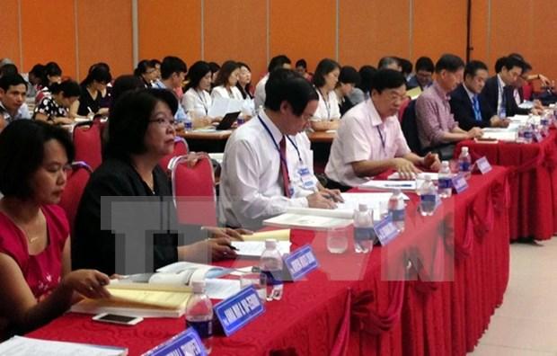 Colloque sur les relations economiques Vietnam – Republique de Coree hinh anh 1
