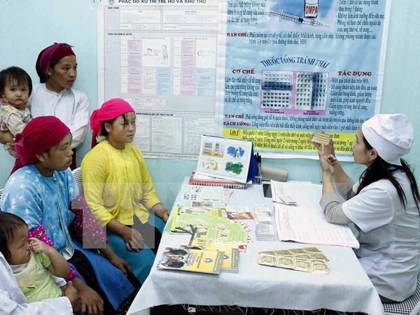 Lancement d'un projet de soins medicaux pour la population de Tay Nguyen hinh anh 1