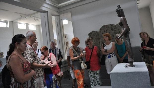 45 milliards de dongs pour la restauration du Musee Cham a Da Nang hinh anh 1