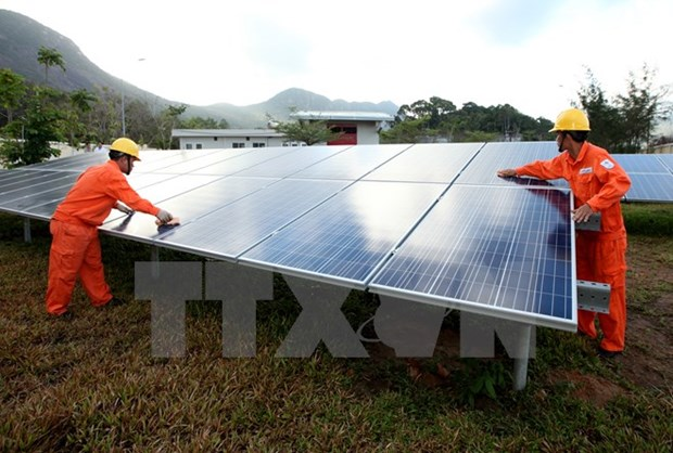 Une societe sud-coreenne construira une centrale solaire a Can Tho hinh anh 1