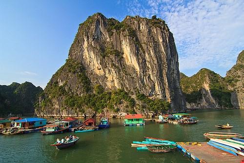 Cua Van, un des villages les plus beaux du monde hinh anh 1