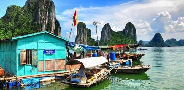 Cua Van, un des villages les plus beaux du monde hinh anh 2