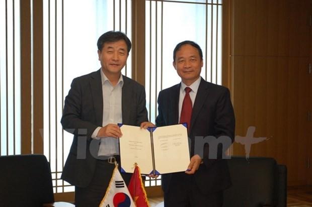 VNA et Yonhap renforcent leur cooperation hinh anh 1