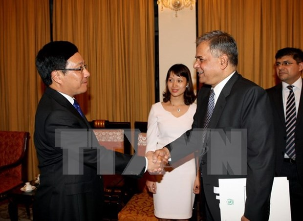 Consultation politique Vietnam-Pakistan hinh anh 1