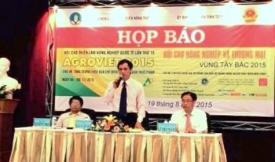 La Foire-exposition Agro Viet 2015 en novembre prochain hinh anh 1
