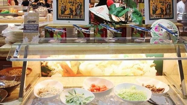 La gastronomie vietnamienne presentee en Chine hinh anh 1