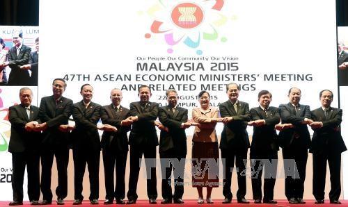 L'ASEAN resolue a creer sa Communaute economique pour la fin de l'annee hinh anh 1