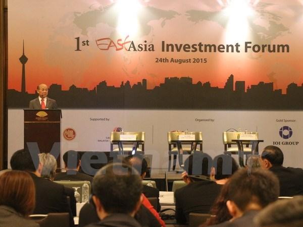 Le premier Forum d'investissement de l'Asie de l'Est en Malaisie hinh anh 1