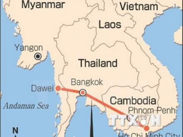 Le Japon soutient l'industrialisation de la sub-region du Mekong hinh anh 1