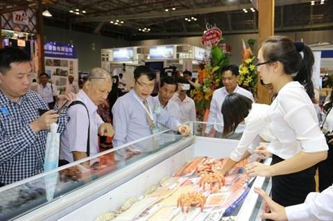 Ouverture de l'exposition Vietfish 2015 hinh anh 1