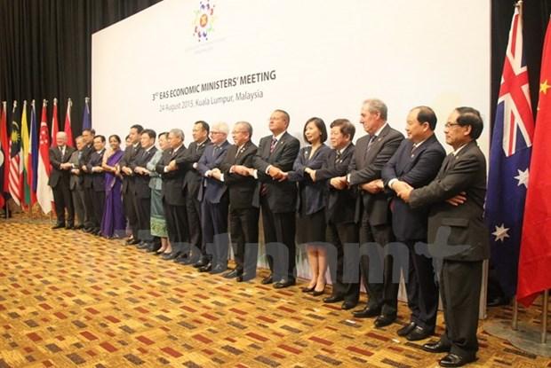 Les pays d'Asie de l'Est cooperent dans le developpement de l'economie regionale hinh anh 1