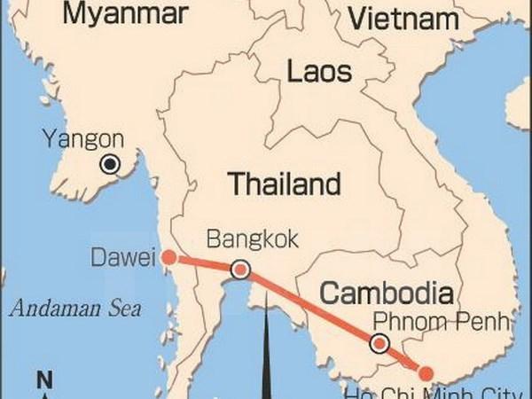 Le Japon engage le soutien au developpement economique de la sub-region du Mekong hinh anh 1