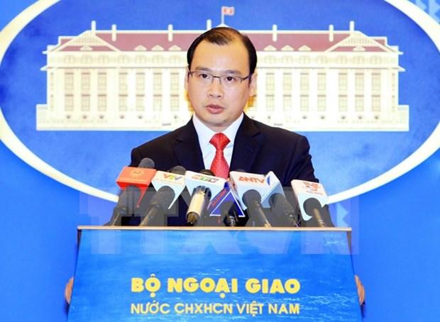 Le Vietnam demande a Taiwan de cesser la construction d'un phare maritime sur l'ile de Ba Binh hinh anh 1