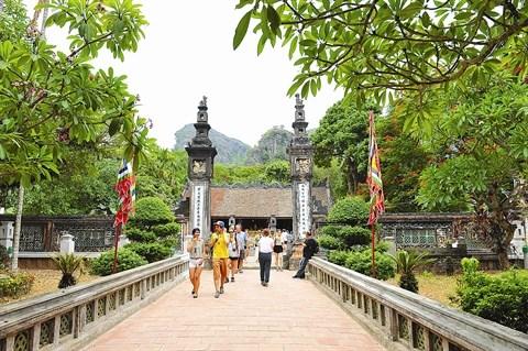 Ninh Binh parie sur le tourisme hinh anh 1