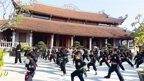 Dong Phuc, une pagode au cœur de l'histoire hinh anh 1