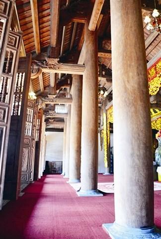 Dong Phuc, une pagode au cœur de l'histoire hinh anh 2