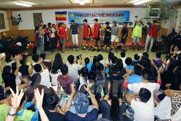 Camp d'ete pour les jeunes Vietnamiens en Republique tcheque hinh anh 1