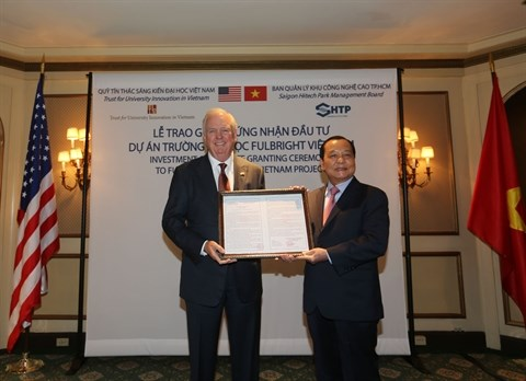 Etats-Unis - Vietnam : Harvard prete a fonder une universite a Ho Chi Minh-Ville hinh anh 1
