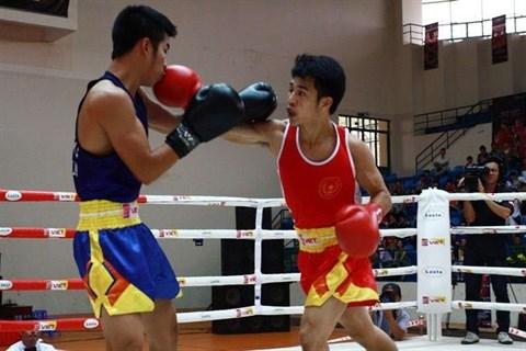 Rencontre vietnamo-sud-coreenne sur le ring hinh anh 1