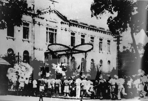 La Chambre des deputes d'Argentine apprecie la Revolution vietnamienne hinh anh 1