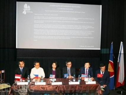 Bientot le 4e Festival du film de l'ASEAN de Prague hinh anh 1