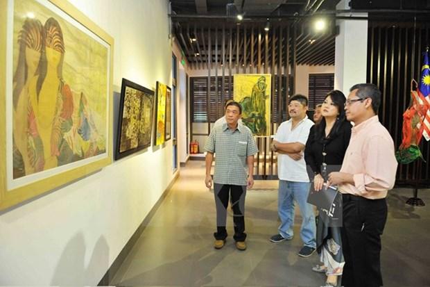 La Fete nationale de la Malaisie celebree a Ho Chi Minh-Ville hinh anh 1