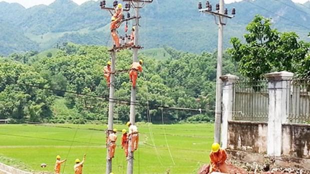Son La : six villages supplementaires raccordes au reseau electrique hinh anh 1