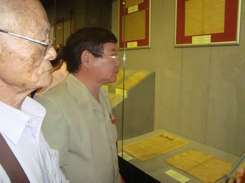 Expo sur la presse revolutionnaire vietnamienne (1925-1945) hinh anh 2