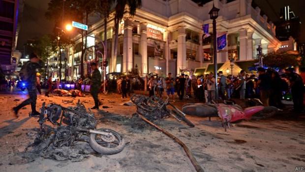 Attentat a Bangkok : la Thailande exprime sa sympathie pour le Vietnamien blesse hinh anh 1