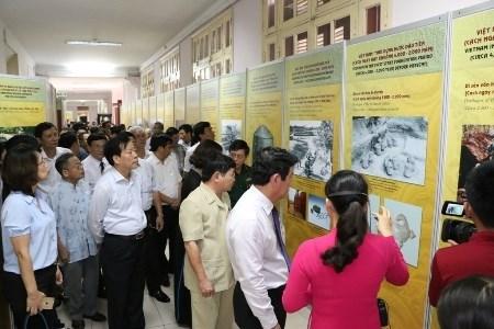 Expositions en l'honneur de la 70e Fete nationale du Vietnam hinh anh 1