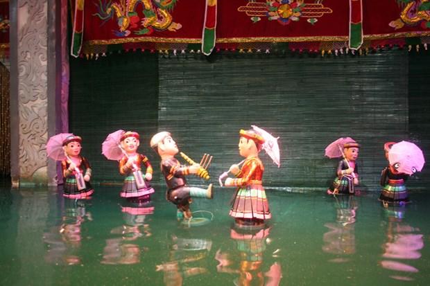Des marionnettes vietnamiennes ouvrent le Festival international Plzen hinh anh 1