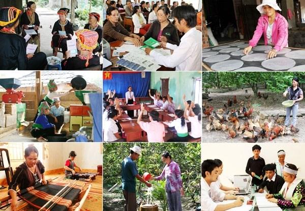 Le Vietnam est un exemple dans l'eradication de la pauvrete hinh anh 1