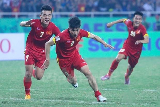 Le Vietnam, 3e nation d'Asie du Sud-Est au classement FIFA hinh anh 1